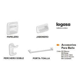 Accesorios para baño - Logasa