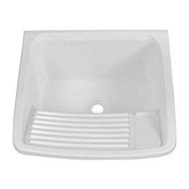 Pileta Lavarropa Plástica - TQ0, TQ1, TQ2